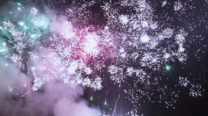 Motley fireworks