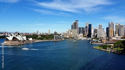 Papiers peints Océanie Sydney City et Opera