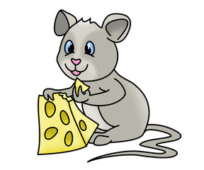 mouse illustration