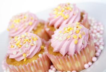 Muffins Cupcakes dekoriert