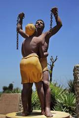 Sénégal : île de Gorée (maison des esclaves)