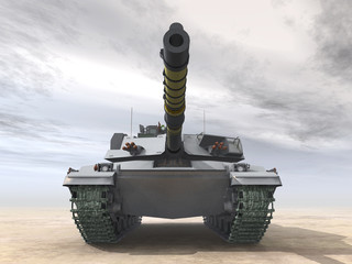 British Main Battle Tank