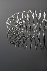 Spirale in chrom