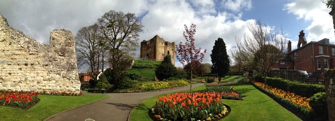 Guildford Castle, England