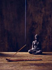 Buddha Holz Räucherstäbchen