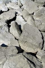 rocky river shore