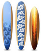 Wooden surfboards - 64571824