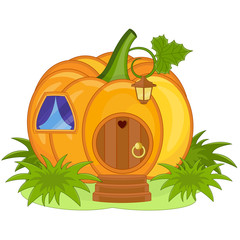 Little House Pumpkin