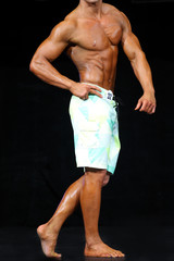 muscular bodybuilding men