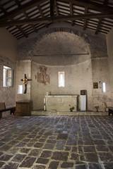 Kirche im eremo della trasfigurazione bei Assisi