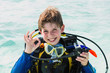 Junior Scuba Taucher