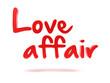 Love affair.