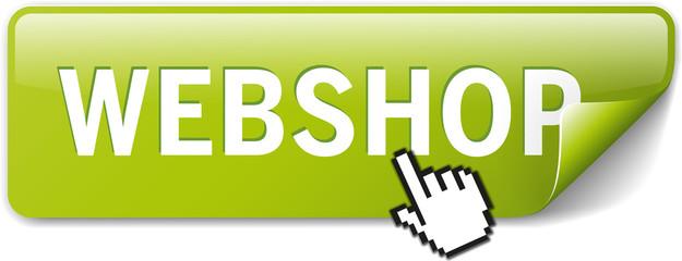 Button grün Webshop mit Mauszeiger