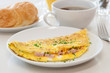 Ham and Cheese Omelet - 64577822