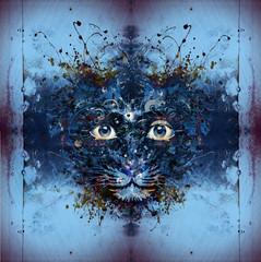 железный кот