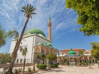 Al Jazzar Moschee Akko