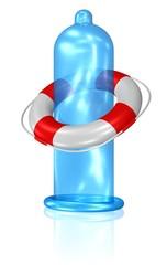 Kondom - Schutz vor Krankheiten