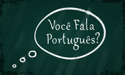 Speak Brazilian Portuguese