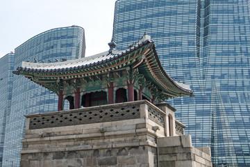 Seoul Alt und Neu