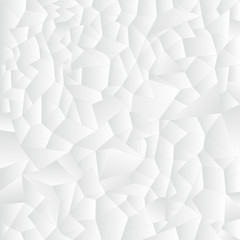 Vector texture of crumpled paper