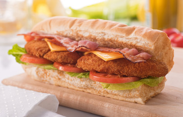 Chicken Clubhouse Sub