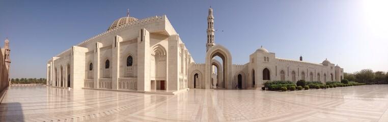 mascat grand mosque