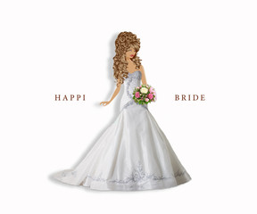 Happi Bride