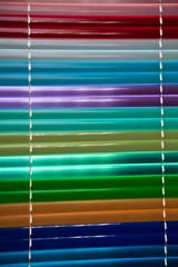 цветные жалюзи