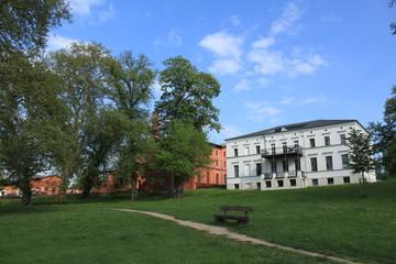 Landgut von A. Borsig in Groß Behnitz im Havelland