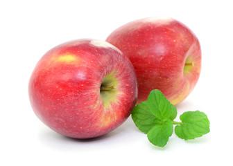 Apfel, Minze