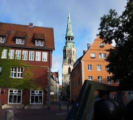 Hanover streets