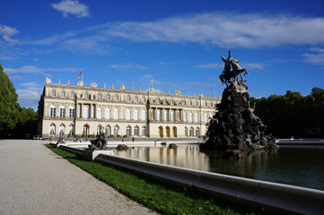 The Herrenchiemsee Palace