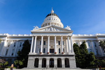 California State House and Capitol Building, Sacramento