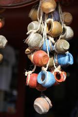 souvenir clay pots
