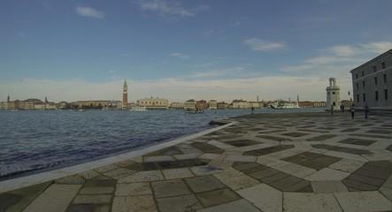 canal de la Giudecca, Venise