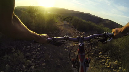 POV Extreme Mountain Biking