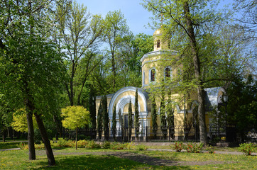 Gomel, church of St. John the Baptist (baptismal)