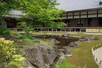 鎌倉 建長寺 池泉庭園