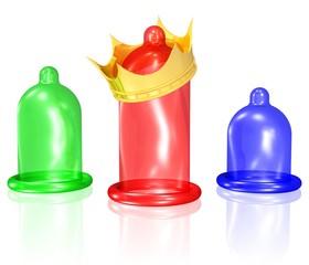 Kondome - Sieger