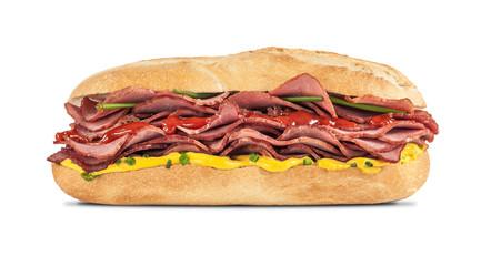 beef pastrami,cruet sandwich