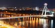 Detaily fotografie Bratislava cityspace - panorama from castle