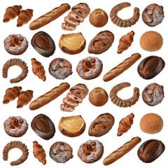 パンのパターン