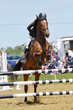 horse jumping - 64617053