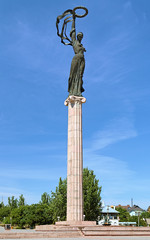 Memorial of Glory in Kherson, Ukraine