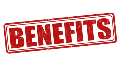 Benefits stamp