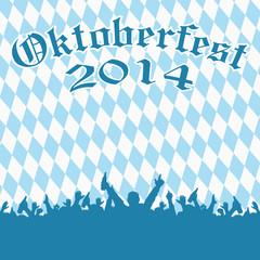 Flyer - Oktoberfest 2014 - 2