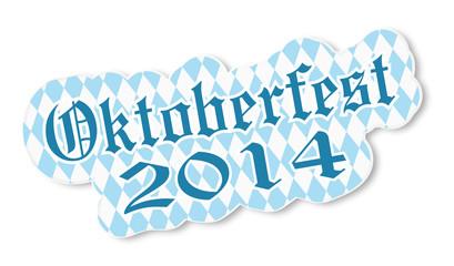 Sticker - Oktoberfest 2014 - 1