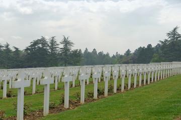 Grabkreuze Verdun