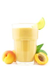 Aprikosenmilchshake