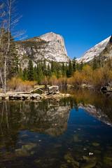 Mirror Lake im Yosemite National Park, USA